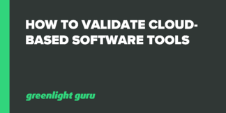 How to Validate Cloud-based Software Tools - Featured Image
