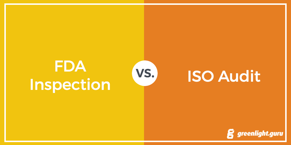 FDA Inspections and ISO Audits: What is the Difference? - Featured Image