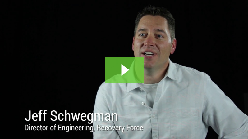 Recovery Force Accelerates Their Product Development Efforts Using greenlight.guru [Case Study] - Featured Image