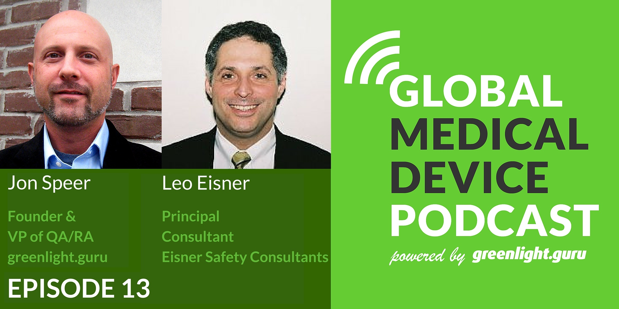 Why Using the Proper Standards for Your Regulatory Submission is So Important with Leo Eisner - Featured Image