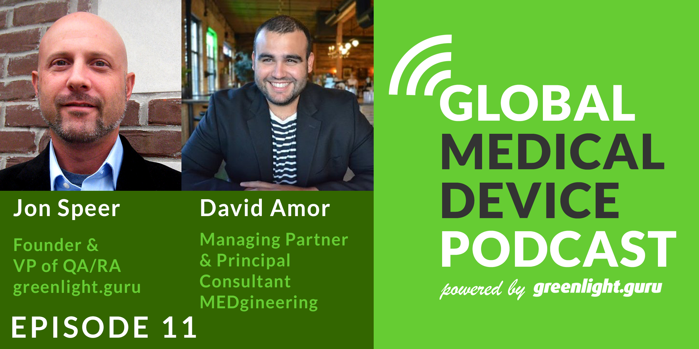Why Medical Device Startups Need to Implement a 'Right-Sized' QMS with David Amor - Featured Image